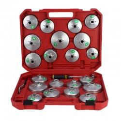Ölfilter Satz Öl Wechsel Kappenschlüssel Set inkl. Koffer 23tlg
