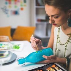 18er Schminkpinsel Make Up Pinsel Kosmetik Pinsel Makeup Pinsel Set