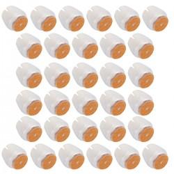 Silikon Stuhlbeinkappen Gummi Stuhl Kappen Schutzkappen für Stuhlbeine,Gummi Tisch Stuhl Beinkappen Schutzkappen Geruchsneutral Stuhlbeinkappen