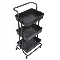 Rollwagen Küchewagen Allzweckwagen Servierwagen Roll Regal für Küche