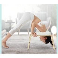 Yoga Kopfstandhocker Handstand Kopfstand Holz Yoga-Hocker Hocker