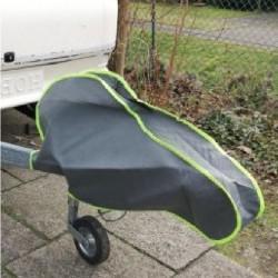 Deichselhaube Wohnwagen Deichselschutz Deichselschutzhaube für Anhänger