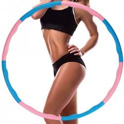 Hula Hoop Reifen Erwachsene und Kinder Fitnessübungen Gewichtsabnahme