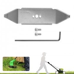 Ersatz-Klinge Ersatz Messer Edelstahl Robomow für alle RX Modelle