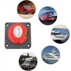 Auto Hauptschalter Batterie-Trennschalter Akku Power Cut Off Schalter