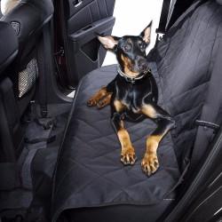 Hunde Autoschondecke Rutschfeste Hundedecke für Auto Hundeschutzdecke