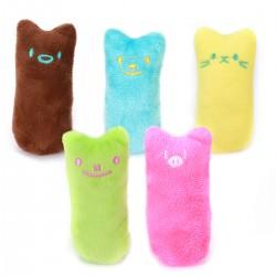 Katzenminze Plüsch Spielzeug 5er Kissen Katzenspielzeug Katzenminze Set