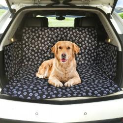 Kofferraumschutz Auto Kofferraumdecke Hundedecke 105x155x35cm