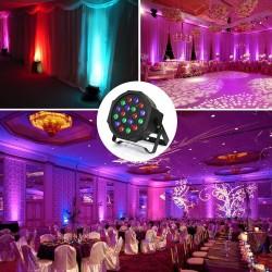 LED Disco Beleuchtung für Parteierscheinen KTV DJ Hochzeit Licht