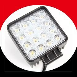 LED Scheinwerfer Auto Arbeitsscheinwerfer Arbeitslampe Fluter 48w