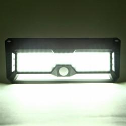 LED Solar Wandleuchte Solarlicht Sicherheitslicht mit Bewegungsmelder