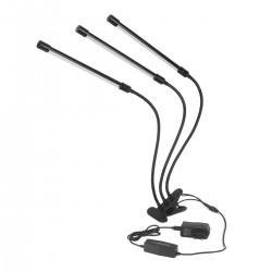 LED Wachstumslampe Pflanzenlampe Vollspektrum für Zimmerpflanzen 27W