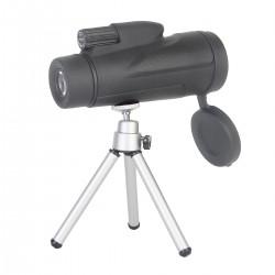 Monokular Teleskop Scope 12x50 Adapter Stativ für die Jagd Camping