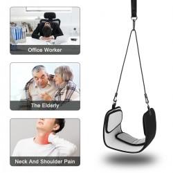 Nackenmassagegerät Hals Hängematte Massage Entspannung für Hals Kopf