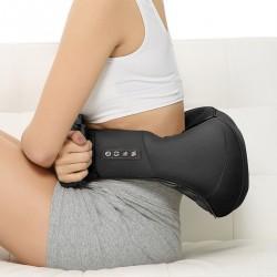 Nackenmassagegerät Shiatsu Elektrisch mit Wärmefunktion für Rücken