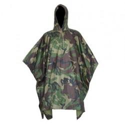 Regenponcho Regenmantel Camouflage Regenjacken Regenmantel für Jagd
