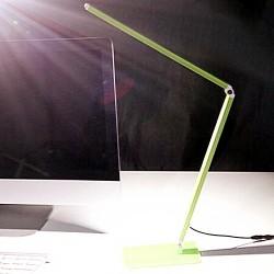 Tischlampe Schreibtischlampe Lampestab dimmbar 7W 48LED Weißlicht