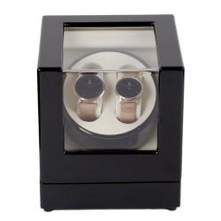 Uhrendreher Uhrenbeweger Watch Winder Automatik f. 2 Uhren (2+0)