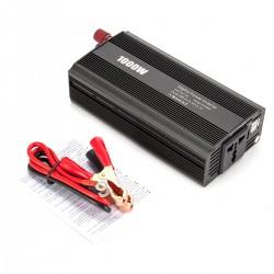 Wechselrichter Spannungswandler Power Inverter mit 2x2 USB Ports 1000w