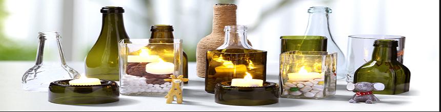 Flaschen Glasschneider --- DIY Haushalt Werkzeug