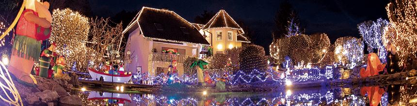 Deko für deinen Traum - Weihnachtsgarten