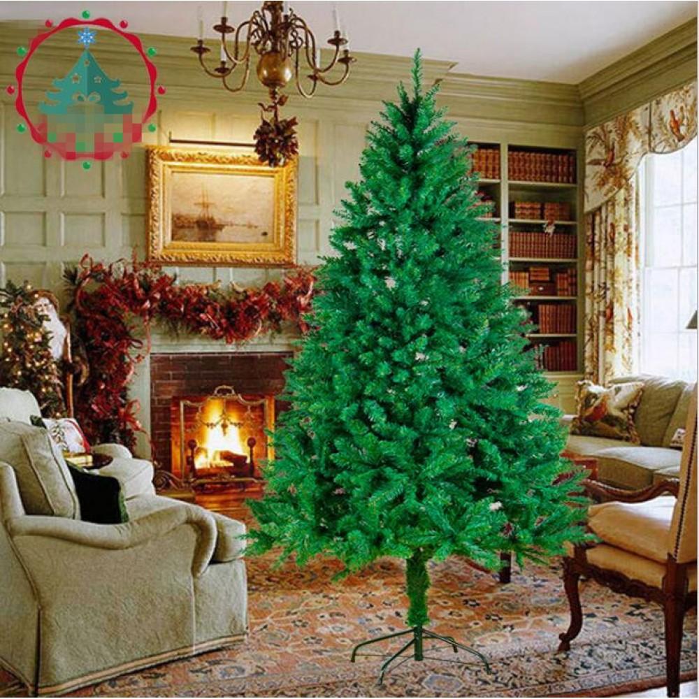 Künstlicher Tannenbaum 180.Weihnachtsbaum 180 Cm Künstlicher Tannenbaum Christbaum Grün