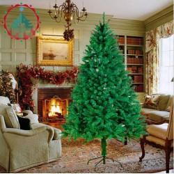 Weihnachtsbaum 180 cm Künstlicher Tannenbaum Christbaum grün