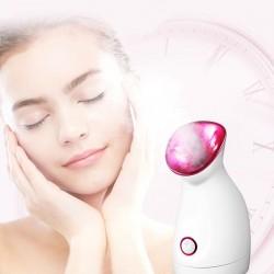 Dampfmaschine Gesichtsdampfer Gesichts Dampfgerät Facial Steamer weiß