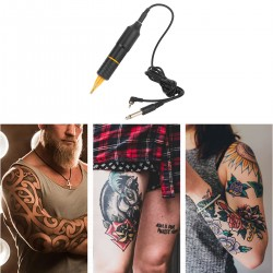 Tattoo Pen Tattoo Maschine Japan Motor für Tattoo Künstler Lippenstift