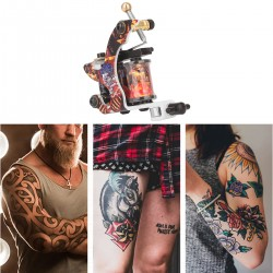 Tattoo Machine Tattoo Gun Tätowierung Profi Tattoo Maschine Shader
