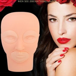 Wimpernverlängerung Kopf Übungskopf Trainingsköpfe für Praxis Make-up