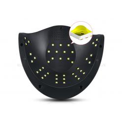 Nageltrockner 120W LED UV Lampe für Gelnägel mit 4 Timer-Einstellungen