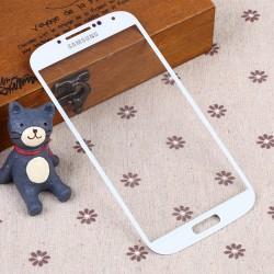 Front Scheibe Displayglas Ersatzglas Werkzeug f. Samsung S4 i9500 weiß