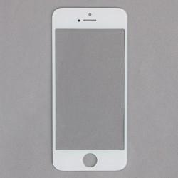 Scheibe Display iPhone 5s Weiss Glasscheibe Front Scheibe mit Werkzeug