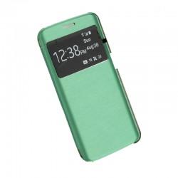 Handyhülle Schutztasche Flip case Cover Tasche Etui f. samsung S6 Edge