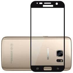 Panzerglas Schutzfolie vollabdeckung Panzerfolie für Samsung Galaxy S7