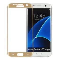 Panzerglas Schutzfolie für Samsung Galaxy S7 edge Full HD Panzerfolie