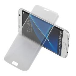 Schutzglas Glasschutz Panzerglass Transparent Folie f. Samsung S7 Edge