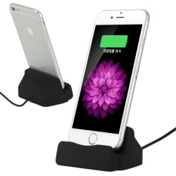 Dockingstation Ladestation Charger Stand Station für iPhone 5/5S/6