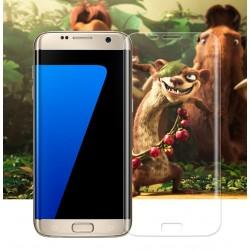 Curved Panzerglas Panzerfolie Schutzfolie für Samsung Galaxy S7 EDGE