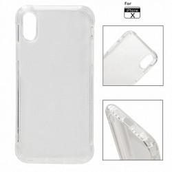 Handyhülle TPU Case Ultradünn Cover Case Schutzhülle für klar iPhone X