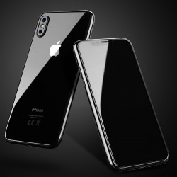 Panzerglas 9H Panzerglasfolie Schutzfolie Tempered Glass f. iPhone X