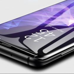 Schutzfolie Panzerglas Abdeckung 9H f. Samsung S9 plus durchsichtig