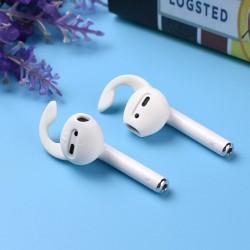 Ohrbügel EarPlugs Ohrstöpseln Aufsatz für AirPods 6er-Pack Silikon