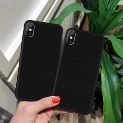 Schutzhülle Handyhülle für iPhone XS MAX 6.5 Case Silikonhülle schwarz