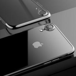 Schutzhülle PC Plastik Harte Case Bumper für iPhone XR 6.1 Zoll