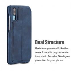 Huawei P30 Handytasche Schutzhülle Flip Handyhülle Tasche Case Hülle