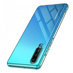 Huawei P30 Hülle Schutzhülle TPU Case Cover Handyhülle Silikon