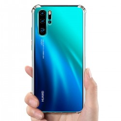 Huawei P30 Hülle Handyhülle Schutzhülle TPU Case Cover Silikon