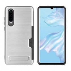 Huawei P30 Schutzhülle Handyhülle Case Hülle Cover mit Ständer